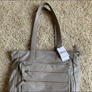 Latico Genuine Leather tote/purse